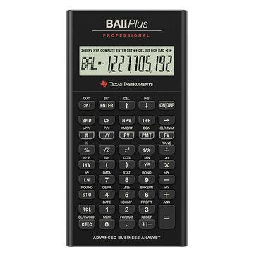 Texas Instruments Financial Calculator - BAII+PRO