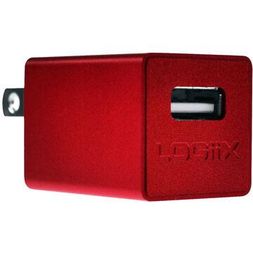 Logiix USB Power Cube 5W - Red - LGX10702
