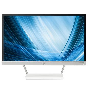 HP Pavillion 22XW 21.5inch IPS LED Backlit Monitor - Snow White - J7Y67AA#ABA