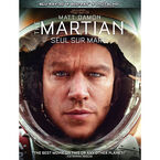 The Martian - 3D Blu-ray