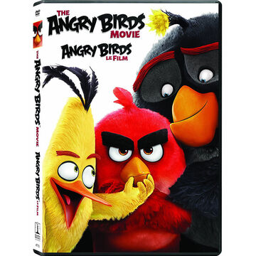 The Angry Birds Movie - DVD