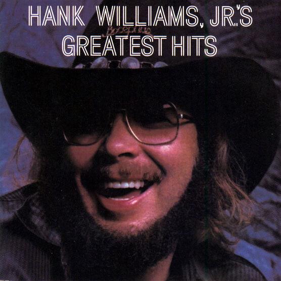 Hank Williams, Jr. - Greatest Hits - CD