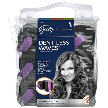Goody Dent-less Waves Large Foam Rollers - 9's