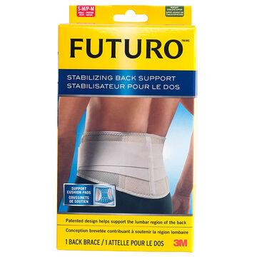 Futuro Stabilizing Back Support - Small to Medium - London ...