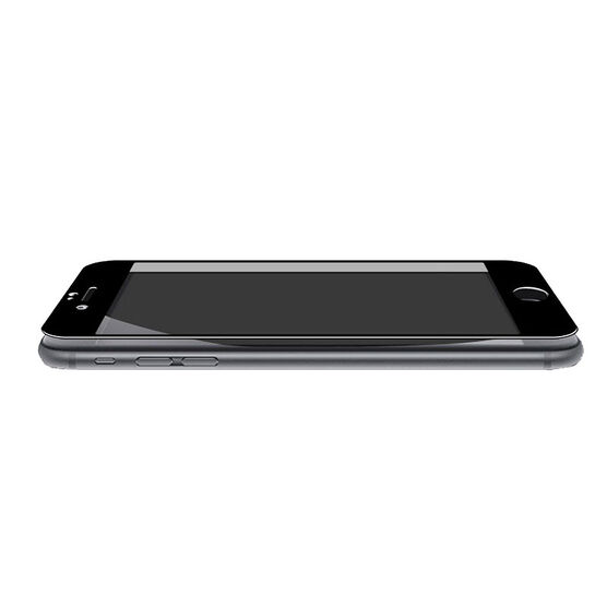 iShieldz Curved Glass Screen Protector for iPhone 6/6S - IS3IP6C