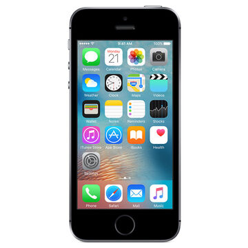 Telus Apple iPhone SE 16GB - Month to Month - Space Grey - PKG 25460