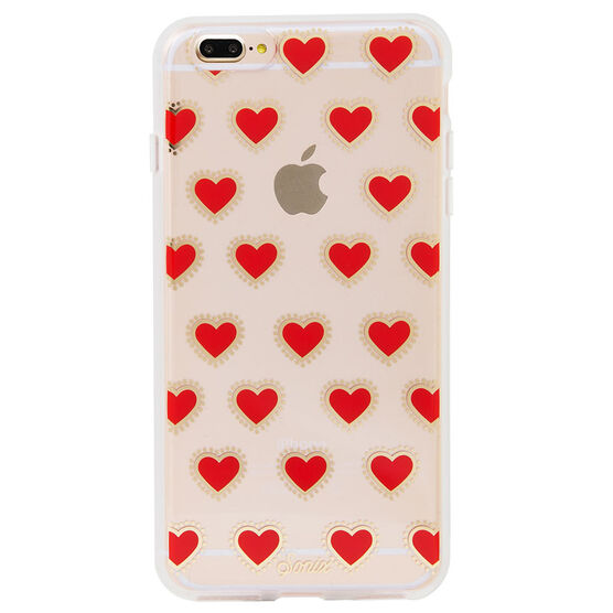 Sonix Clear Coat for iPhone 7 - Gypsy Heart - SX27000180121