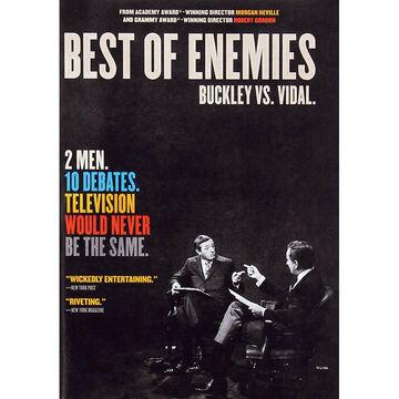 Best of Enemies - DVD