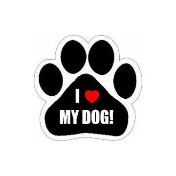 Pet Magnet - I Love My Dog