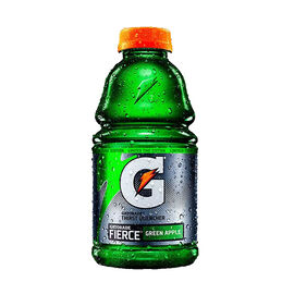 Gatorade Fierce Thirst Quencher - Green Apple - 710ml