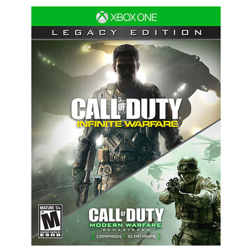 PRE-ORDER: Xbox One Call of Duty Infinite Warfare Legacy Edition