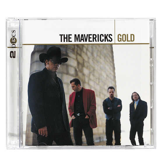 The Mavericks - Gold - 2 Disc Set