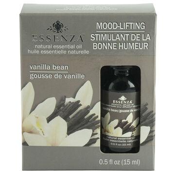 Essenza Natural Diffuser Oil - Vanilla Bean -15ml