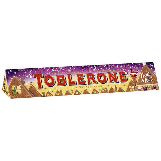 Toblerone Fruit & Nut - 400g