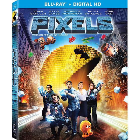 Pixels - Blu-ray