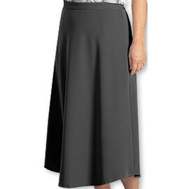 Silvert's Arthritis Skirt - Black - Womens