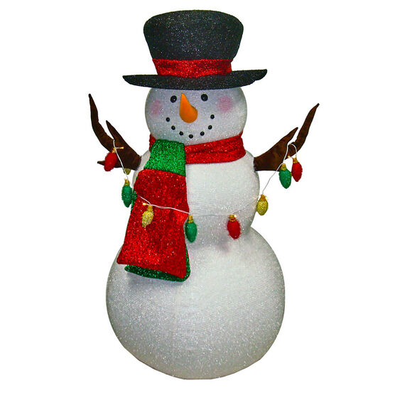 Inflatable Standing Snowman - 60 inches