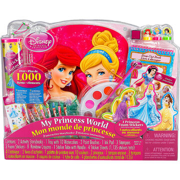 Disney Princess My Princess World Activity Set