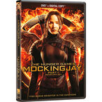 The Hunger Games: Mockingjay Part I - DVD