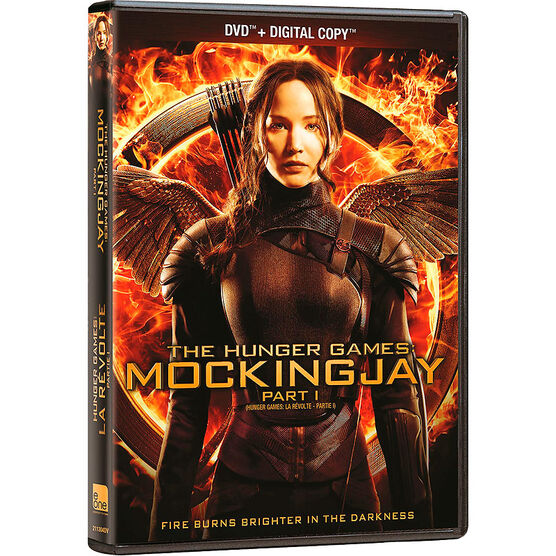 The Hunger Games: Mockingjay Part I - DVD