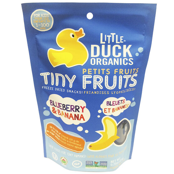 Little Duck Organics Tiny Fruits - 21g - Blueberry Banana