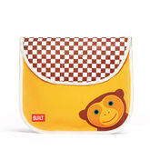 Built NewYork Sandwich Bag - Monkey