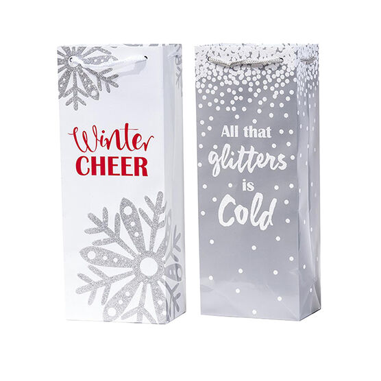 Plus Mark Holiday Cheer Gift Bag - 052041LDT - Assorted
