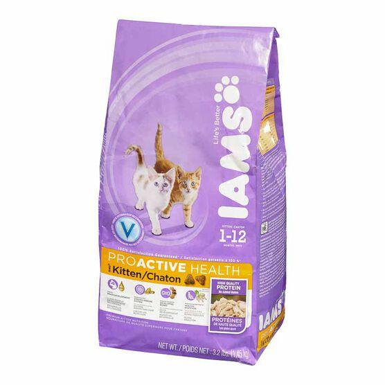 IAMS Dry Kitten Food - 1.45kg