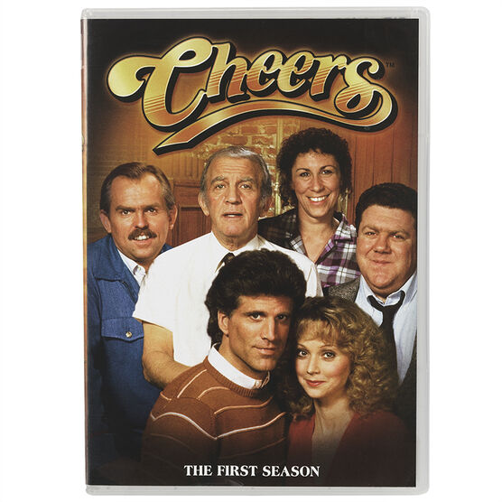 Cheers: The Complete First Season - DVD