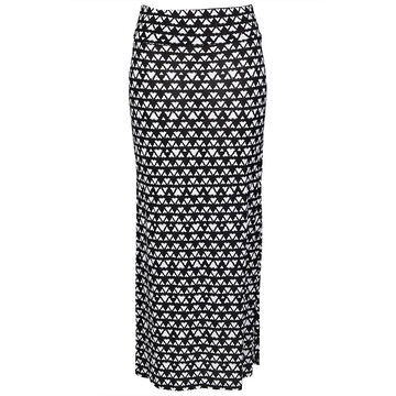 Guilty Maxi Skirt with Slit - Assorted