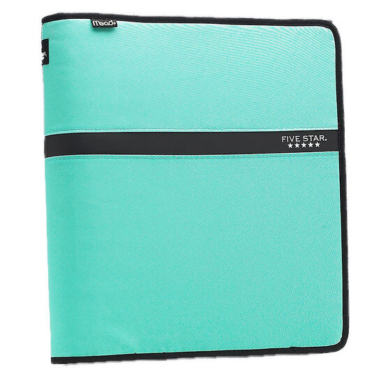 Mead Five Star Zipper Binder