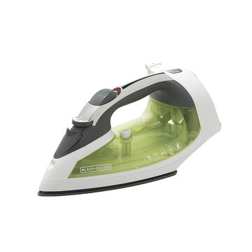 Black & Decker Cord Reel Iron - Green - ICR06X