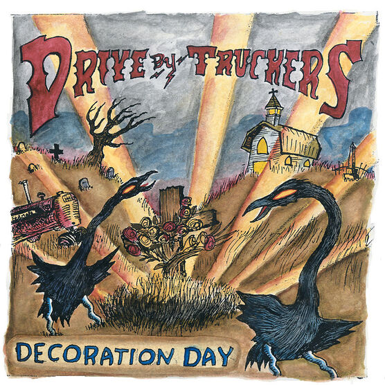 Drive-By Truckers - Decoration Day - 180g Vinyl