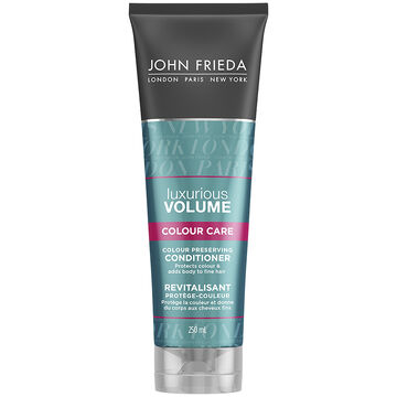 John Frieda Luxurious Volume Touchably Full for Colour-Treated Hair Conditioner - 250ml
