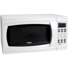 RCA 1.1 cu.ft. Microwave - White - RMW1112