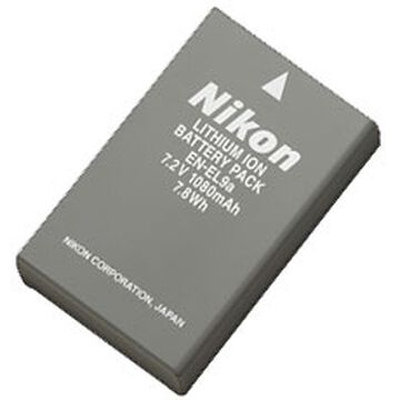 Nikon EN-EL9a Rechargeable Li-ion Battery