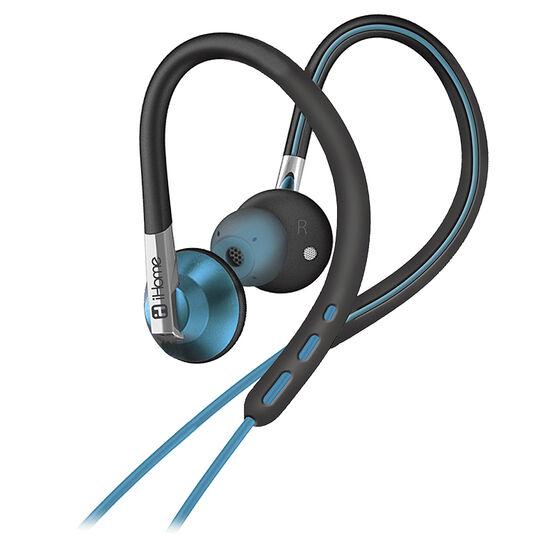 iHome Fit Headphones - Blue/Black - IB11BLXC