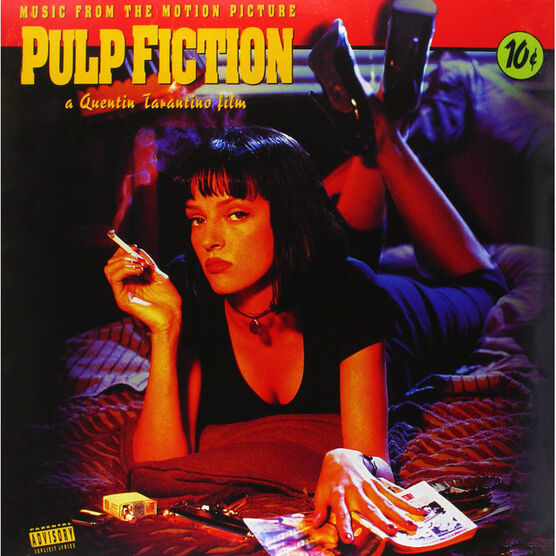 Pulp Fiction - Soundtrack - Vinyl