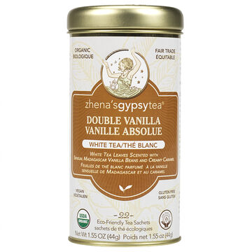 Zhena's Double Vanilla Tea - 22's