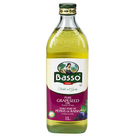 Basso Pure Grapeseed Oil - 1L