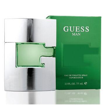 Guess Man Eau de Toilette Spray - 75ml