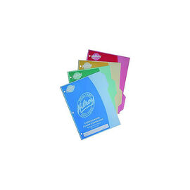 Hilroy Redi-Tabs Exercise Books - 4 Pack - 40 Page