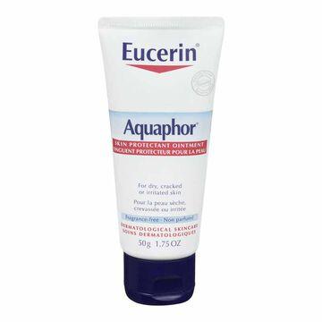 Eucerin Aquaphor Skin Protectant Ointment - 50g