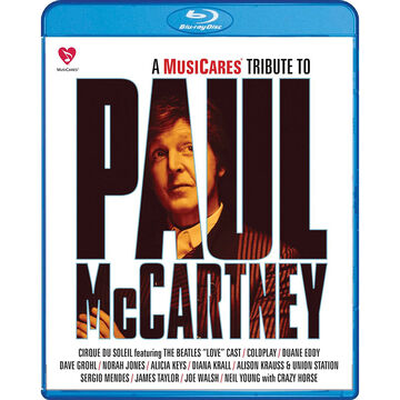 A MusiCares Tribute to Paul McCartney - Blu-ray