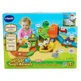 Vtech Go Go Smart Animals - Zoo Explorers Playset