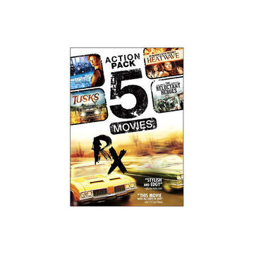 5 Movie Action Pack - DVD