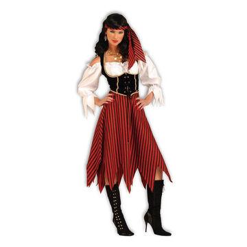 Halloween Pirate Maiden Costume