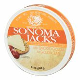 Sonoma Jacks Gourmet Processed Cheese Wedges - Smoked Gouda - 114g
