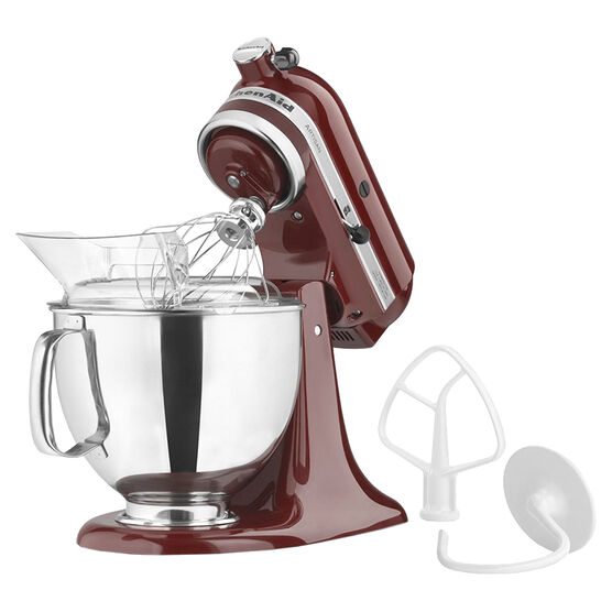 KitchenAid Artisan Series 5 quart Stand Mixer - Gloss Cinnamon - KSM150PSGC