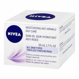 Nivea Visage Moisturizing Anti-Wrinkle Day Care - 50ml